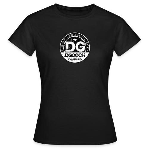 DGooch logo - Vrouwen T-shirt