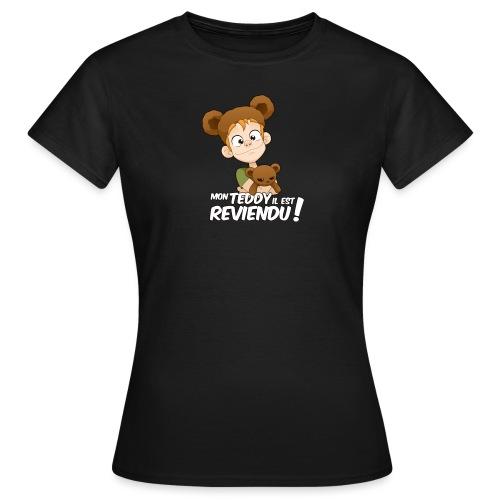 kevin - T-shirt Femme