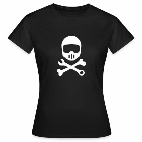 Helmet Bones N Tools - Women's T-Shirt
