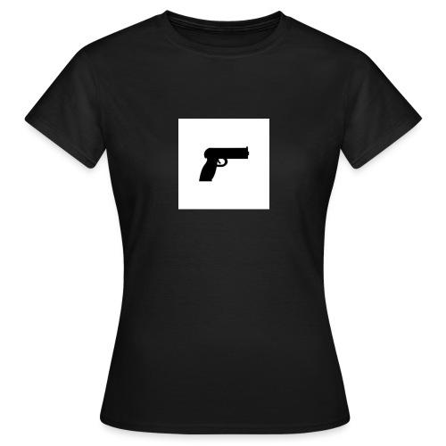 geweer_318-1424-jpg - Vrouwen T-shirt