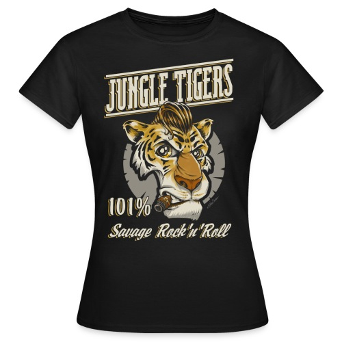 tiger unido - Women's T-Shirt
