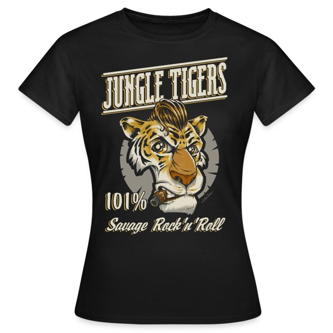 tiger unido
