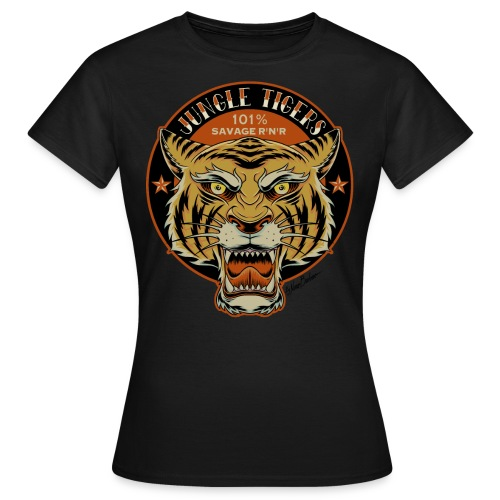 jungletigers2018 - Women's T-Shirt