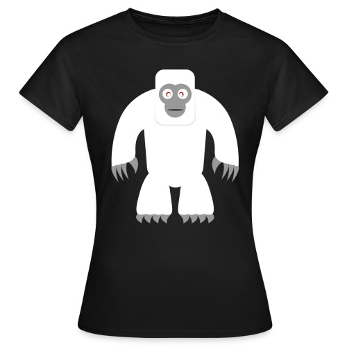 Yeti - Frauen T-Shirt