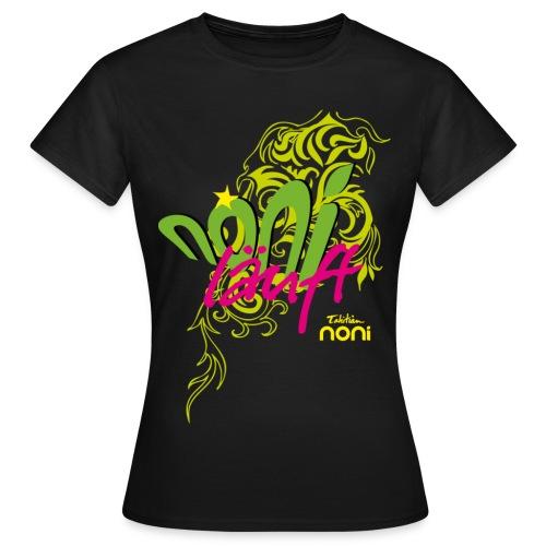 noni run III - Frauen T-Shirt