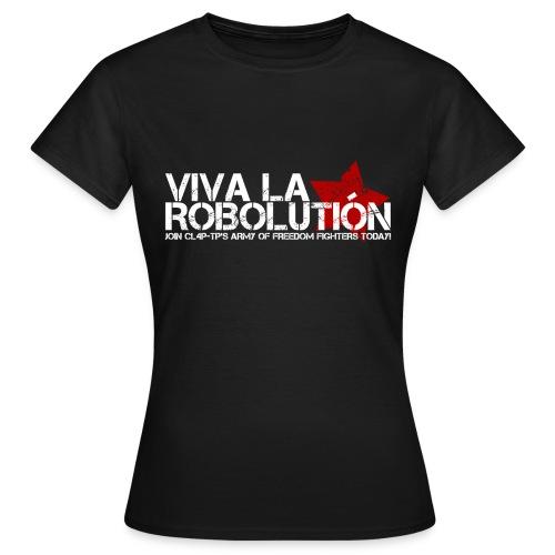 vivalarobolution - Women's T-Shirt