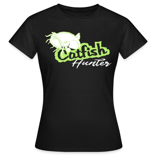 Catfish Hunter - Frauen T-Shirt