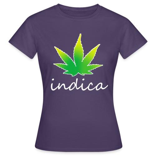 indica - T-shirt Femme