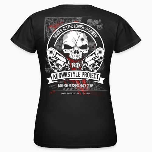 Kurwastyle Project - Terror Worldwide - Women's T-Shirt