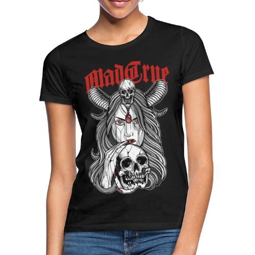 horns - Women's T-Shirt
