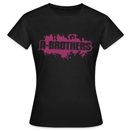 A Brothers Vector Design - Women's T-Shirt