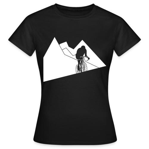 Kletterer - Frauen T-Shirt
