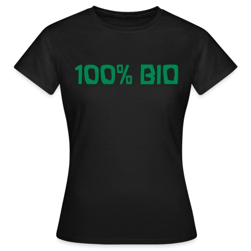 100 BIO - Frauen T-Shirt