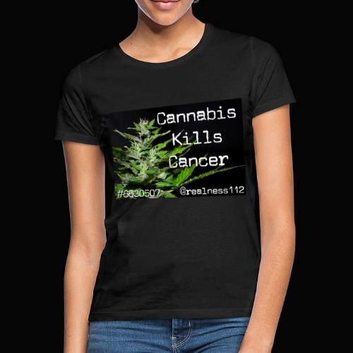 Cannabis Truth!!! Truth T-Shirts!!! #Rebellion - Women's T-Shirt