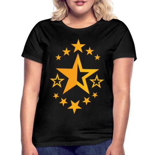 T-StarStyleBadge Clothes - T-shirt dam