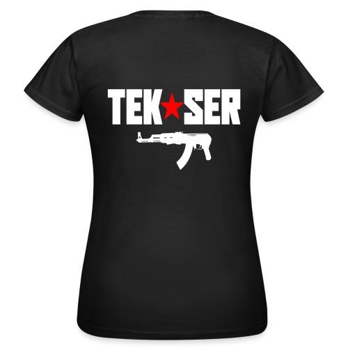 Teskoer - Frauen T-Shirt