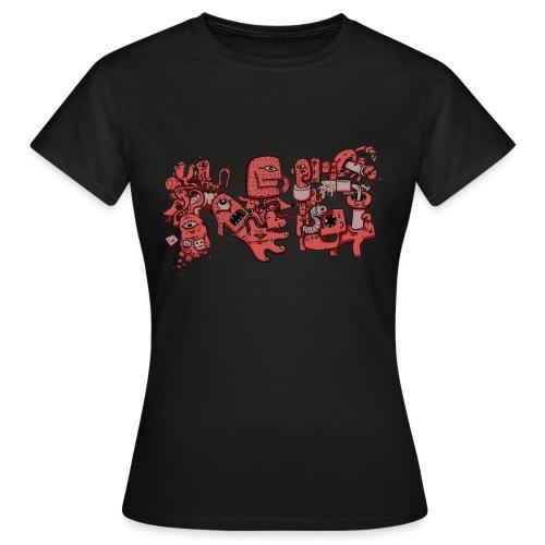 Denial - Koszulka damska