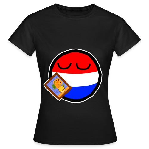 Netherlandsball - Women's T-Shirt