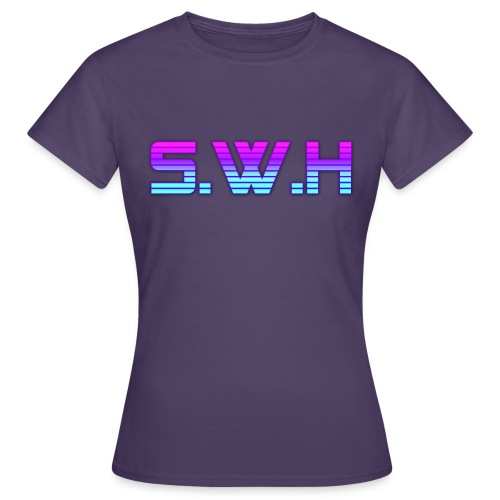 SWH Virtual Reality Logo - Women's T-Shirt