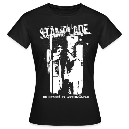 STAMPLADEprint1VIT png - T-shirt dam
