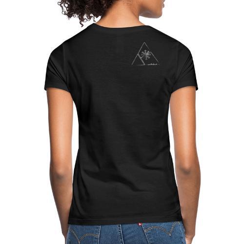 winterkind mandalasnowflake - Frauen T-Shirt