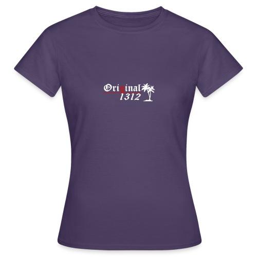 1312 T-Hemd [Druck beidseitig] - Frauen T-Shirt
