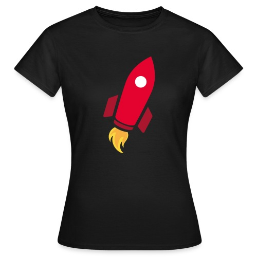 REDROCKET - T-shirt Femme
