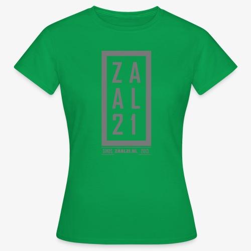 T-SHIRT-BLOK - Vrouwen T-shirt