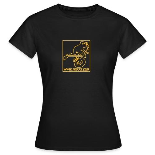 Trikker - Frauen T-Shirt