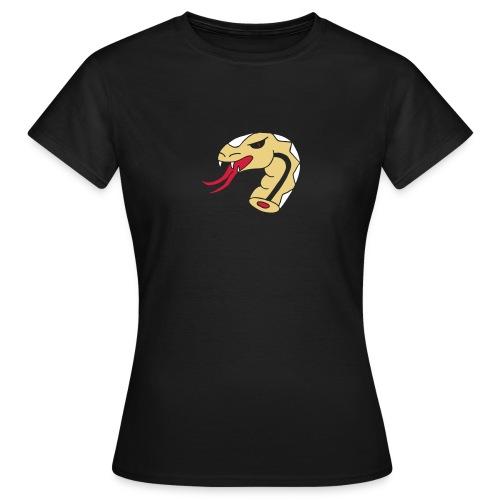 Schlangen Snakes Schlangenkopf Kopf Head Snakehead - Frauen T-Shirt