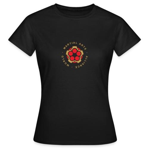 WMAA-logo_xl - Frauen T-Shirt