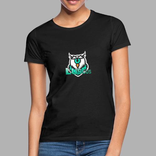 Luscus Schrift Collection - Frauen T-Shirt