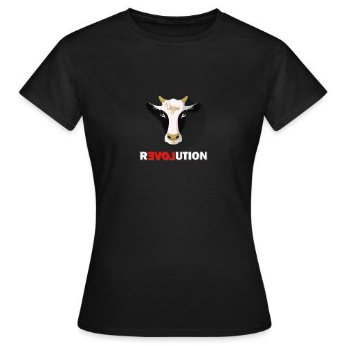 Vegan Revolution - T-shirt Femme