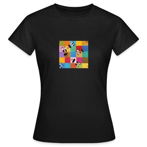 karriert - Frauen T-Shirt