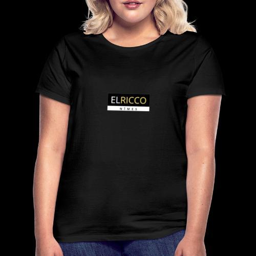 ELRicco - T-shirt Femme
