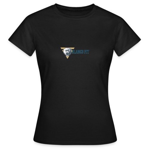 blanco fit - Camiseta mujer