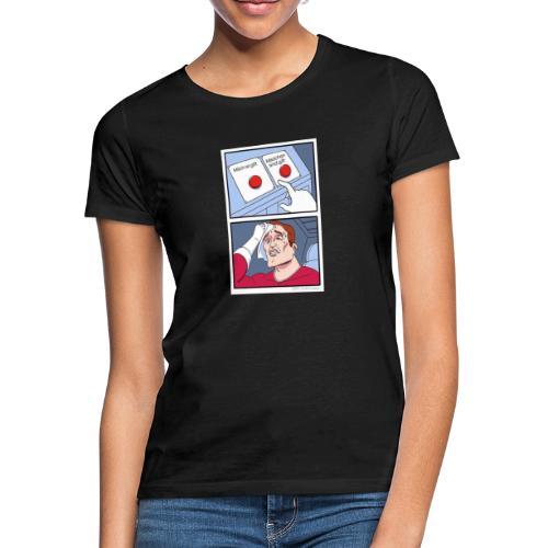 Mädchen sind gift - Frauen T-Shirt