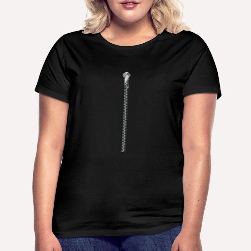 Zipper print - Women's T-Shirt