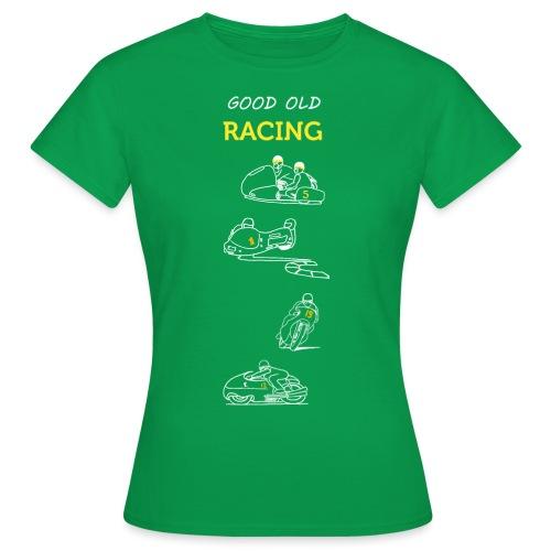 Good old racing - Women's T-Shirt