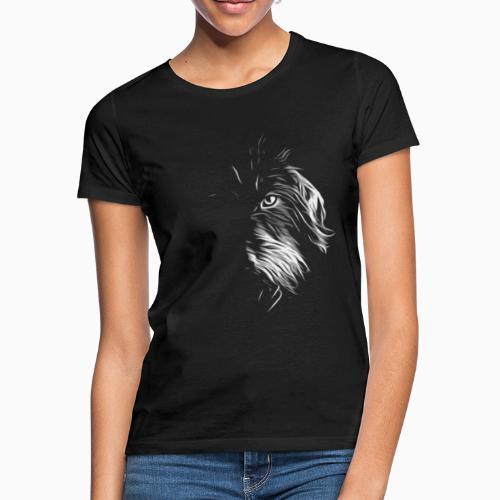 Wilder Dackel - Rauhaardackel - Hund - Frauen T-Shirt