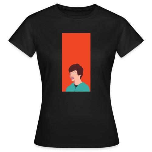 Aron Deksel v.2 Galaxy S6 - T-skjorte for kvinner