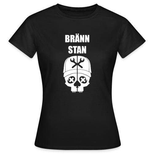 Bränn stan - T-shirt dam