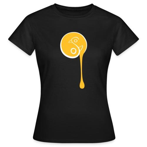 YinYang Birds - Frauen T-Shirt