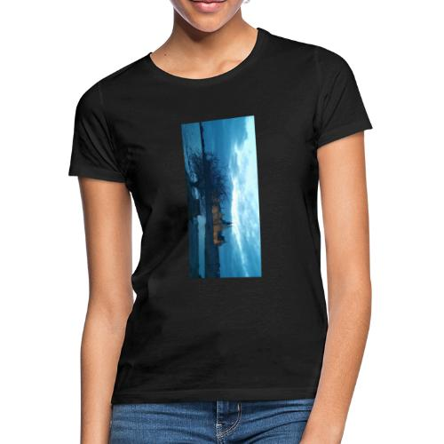 Kalmar Slott - T-shirt dam