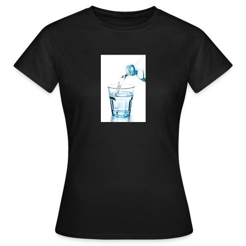 Glas-water-jpg - Vrouwen T-shirt