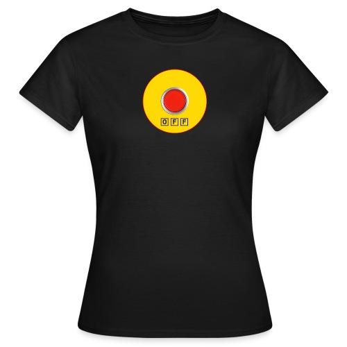 Off Button - Maglietta da donna