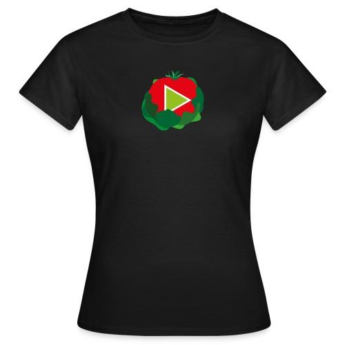 Tomate-Salat.de - Frauen T-Shirt