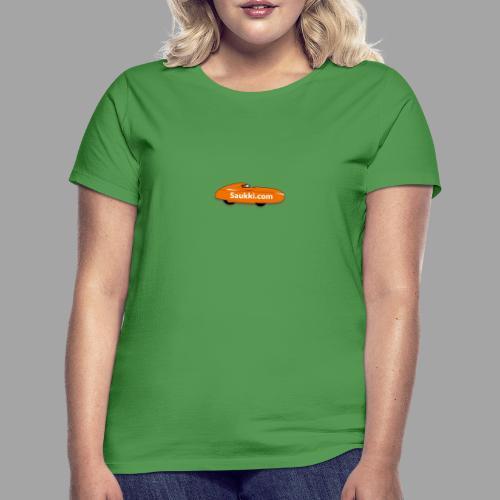 Saukki.com - Naisten t-paita