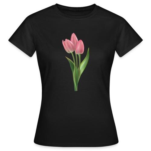 Tulp - Vrouwen T-shirt