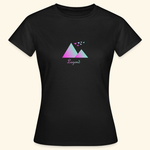 L'alpiniste - T-shirt Femme